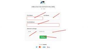 IJMB Online Registration 2020