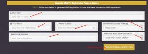 IJMB Online Registration