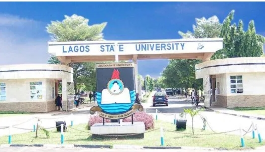 M,y Logo: LASU Post UTME Admission Form
