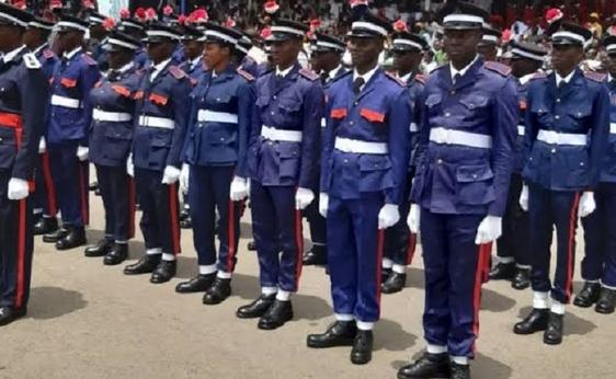 Nigerian Civil Defense