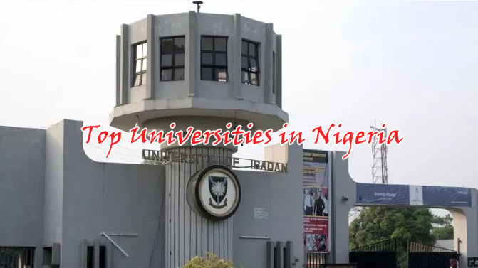 Top Nigerian Universities
