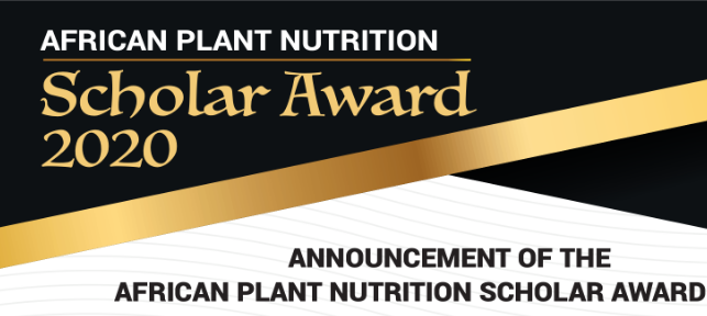 My Logo: Africa Plant Nutrition Scholarship