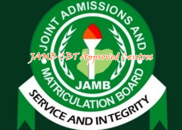 JAMB CBT Approved Centres