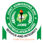 My Logo: JAMB Free Past Questions