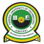 My Logo: FUTO Post UTME Form
