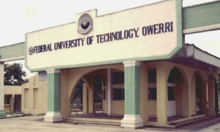 My Logo: Approved Courses Offered in FUTO