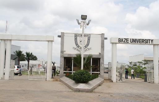 My Logo: Baze University Post UTME Form