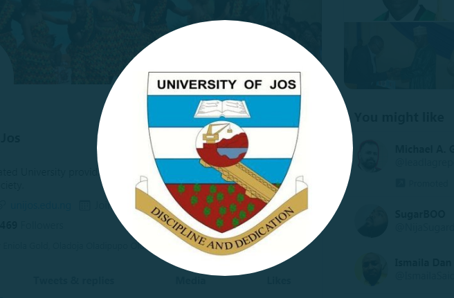 My Logo: UNIJOS Post UTME Form