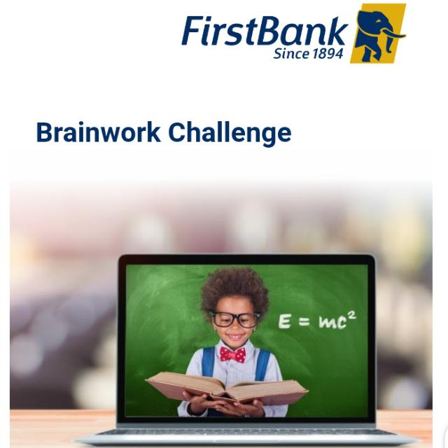 My Logo : First Bank Brainwork Challenge