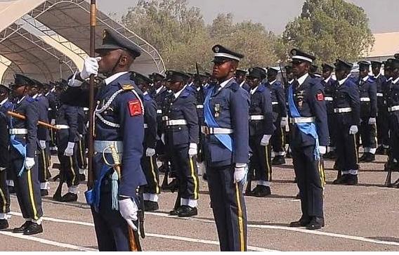 My Logo: Nigerian Air Force Recruitment