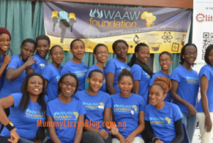 WAAW Foundation Scholarship