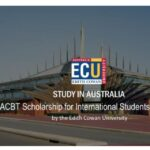 ACBT International Scholarship