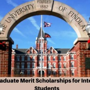 Findlay International Scholarship