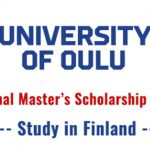 University of Oulu International Scholarship