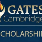 Gates Cambridge Scholarships
