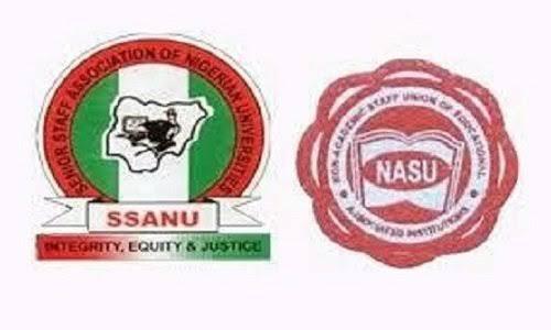 My logo : NASU SSANU LASU Update
