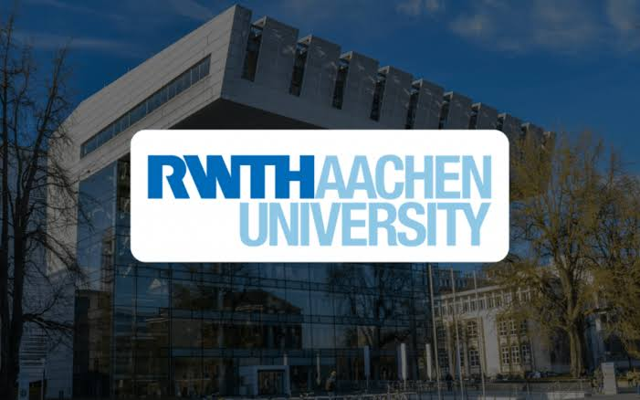 My logo : RWTH Aachen International Scholarship