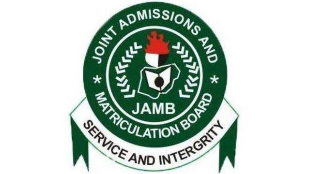 My Logo : JAMB Registration Form