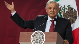 My Logo : Mexican President apologises