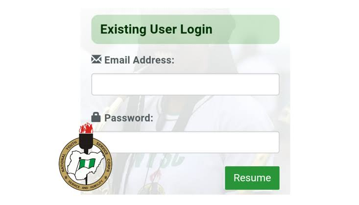 My Logo : NYSC Online Remobilization Registration