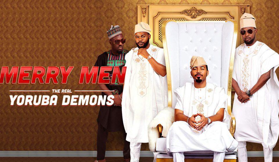 My Logo : Merry Men Full Movie Download
