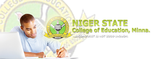 My Logo : Niger State Minna College of Education Admission Form