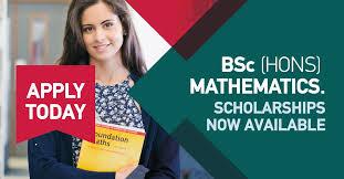 My Logo : BSc Mathematics Scholarship