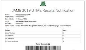 My Logo : How Check JAMB Result Online
