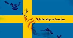 My Logo : Sweden Scholarship Portal