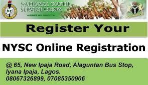 My Logo : NYSC Batch B Online Registration