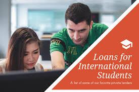 My Logo : International Student Loan