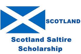 My Logo : Saltire Scholarship Portal