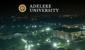 My Logo : Adeleke University Post UTME Form