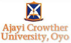 My Logo : Ajayi Crowther University Postgraduate Admission Form