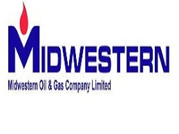 My logo ; Midwestern Oil and Gas Company Scholarship