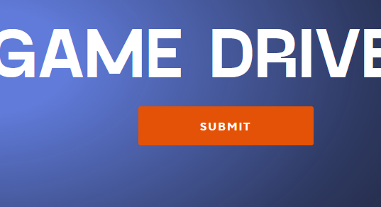 My Logo : Game Drive