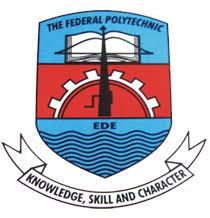 My Logo : Federal Poly Ede Admission Form