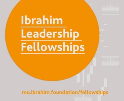 My Logo : Mo Ibrahim Foundation Leadership Fellowship